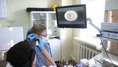 Южно-сахалинская детская поликлиника сокращает очереди засчет нового оборудования