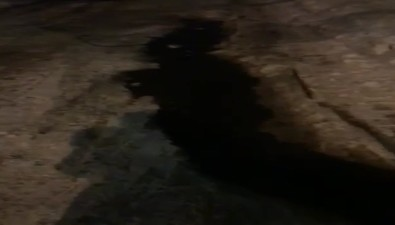 Дом №61 поулице Авиационной вЮжно-Сахалинске утопает возере, вытекшем изканализации