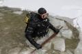 Купель впарке Южно-Сахалинска пришлось перенести нанесколько метров из-за обнаруженных водолазом опасных предметов