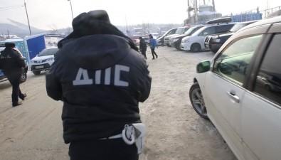 """ГИБДД провела показательную эвакуацию автомобилей на""""Горном воздухе"""""""