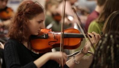 В Южно-Сахалинске завершилась сессия сводного детского оркестра