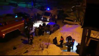 В ночном пожаре наулице 3-й Набережной вЮжно-Сахалинске погибли люди