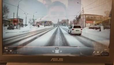 Три Toyota Land Cruiser пострадали вдвух ДТПна улице Ленина вЮжно-Сахалинске