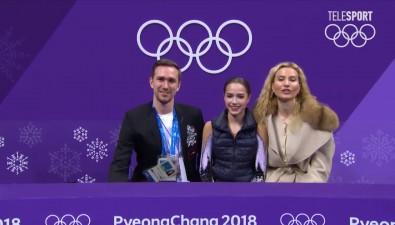 Дневник Олимпиады-2018. Российские фигуристки бьют мировые рекорды друг друга