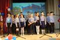 На праздничном вечере чеховчане исполнили песню протанкистов вразных музыкальных жанрах