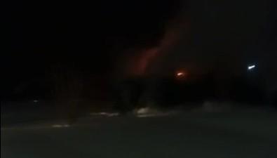 В селе Гастелло потушили пожар вчастном доме