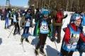 На лыжной базе ДЮСШ вДолинске определили сильнейших лыжников среди юных сахалинцев