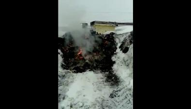 """На молочном комбинате """"Южно-Сахалинский"""" сжигают отходы"""