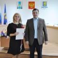 В Невельске отмечают День местного самоуправления
