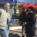 В Углегорске провели акцию, приуроченную кМеждународному днюпамяти жертв СПИДа