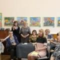 """Жители Ноглик вовремя """"Ночи вмузее"""" участвовали вмастер-классах ипосетили выставку"""