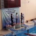 Холмчанка Анастасия Пилипчук завоевала бронзу надальневосточных состязаниях поплаванию