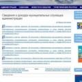 Декларация Сергея Дорощука появилась напроблемном сайте углегорской администрации