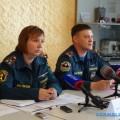 Пожарные рассказали, кактушили крышу дома наЧехова