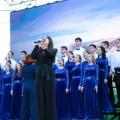 День славянской письменности икультуры отметили вгородском парке Южно-Сахалинска праздником хоровой музыки