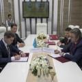 """Сахалинское правительство и""""Почта Банк"""" подписали пятилетнее соглашение осотрудничестве"""