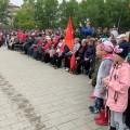 В Аниве почтили память погибших вгоды Великой Отечественной войны