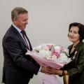 Флорист Александра Кудряшова должна помочь возеленении Южно-Сахалинска