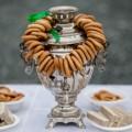 Для посетителей ярмарки вЮжно-Сахалинске устроили чайный день