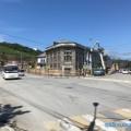 В Корсакове началась реконструкция здания бывшего японского банка