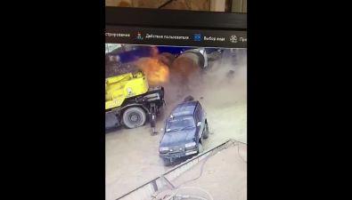 В Корсакове врезультате взрыва наметаллобазе погиб мужчина