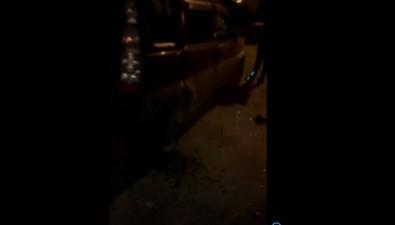 Девушка измести разбила монтировкой стекла чужого автомобиля водном издворов Южно-Сахалинска