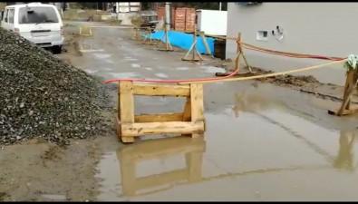 В селе Охотском сахалинец перекрыл местным жителям доступ козеру Щукинскому