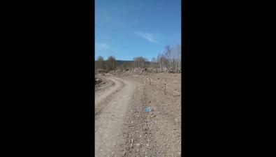 Сахалинцы сообщают онесанкционированных свалках вразличных местах острова