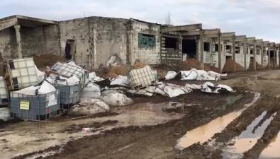 Сахалинец утверждает, чтонашел источник загрязнения реки Тымь