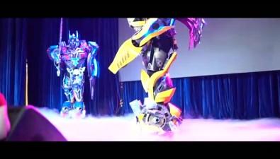 """Шоу роботов-трансформеров """"Планета Кибертрон"""" украсит любой праздник"""
