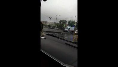 Скорая помощь попала вДТП вЮжно-Сахалинске