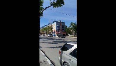 В доме наулице Ленина вЮжно-Сахалинске произошел пожар