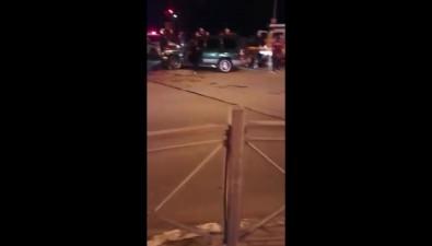 Серьезное ДТПпроизошло ночью наперекрестке улиц Ленина иЕмельянова вЮжно-Сахалинске