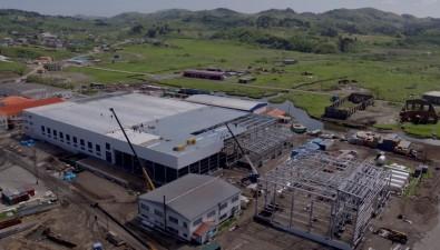 """""""Гидрострой"""" планирует запуск рыбообрабатывающего комплекса наШикотане ужеосенью"""