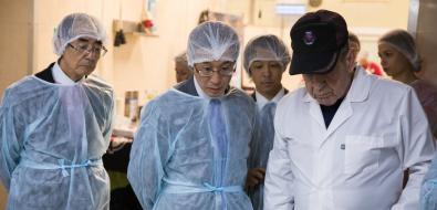"""""""Фабрика вкуса"""" запустила впроизводство новую линейку кальмара по-японски"""