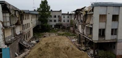 В Южно-Сахалинске сносят Домофицеров