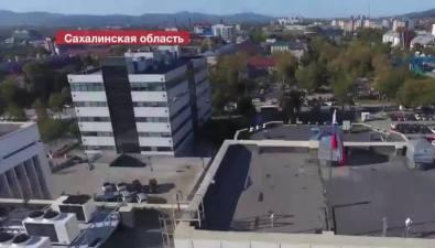 Южно-Сахалинск презентовал себя вСовете Федерации