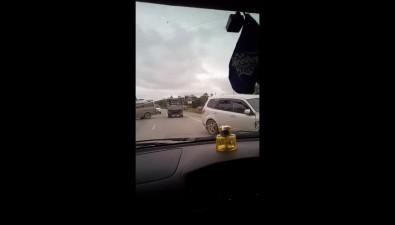 На юго-западной объездной Южно-Сахалинска произошло ДТП