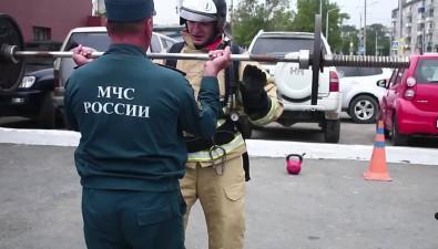 Сахалинские журналисты попытались, ноне стали пожарными
