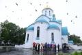 В областном центре стартовал велопробег, посвященный 25-летию Южно-Сахалинской иКурильской епархии