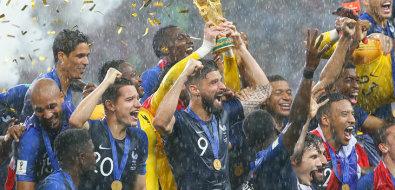 Чемпионат мира пофутболу вРоссии завершился победой Франции исигналами Сахалина