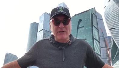 """Хэдлайнеры """"Крыльев Сахалина"""" шлют традиционные видеоприветы иждут гостей наПушистом"""