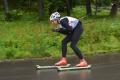 Сахалинские лыжники проводят летние соревнования