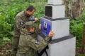 Сахалинские поисковики установили памятную табличку намогиле участника Курильской десантной операции вПетропавловске-Камчатском
