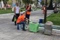 400 корсаковцев вышли насубботник