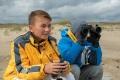 Юные сахалинцы посетили места кормления серых китов