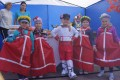 Юные жители Корсакова провели благотворительную ярмарку