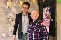 Жителю села Петропавловского Владимиру Пахмаре исполнилось 90 лет