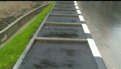 """К """"Горному воздуху"""" вЮжно-Сахалинске обустроили ступенчатые тротуары"""