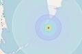Второе сильное землетрясение запоследние двадня произошло врайоне Северных Курил